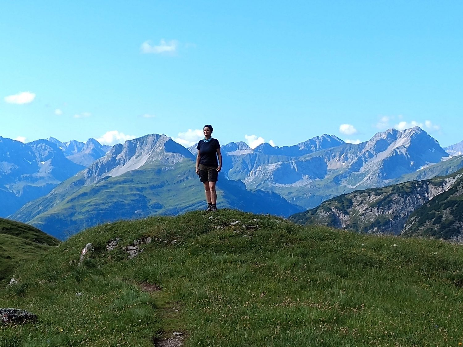 How to Hike Through Beautiful Austria (From Germany to Italy)